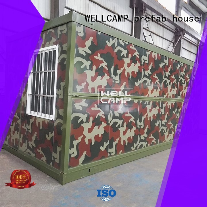 Hot mobile folding container house unique expandable WELLCAMP, WELLCAMP prefab house, WELLCAMP container house Brand