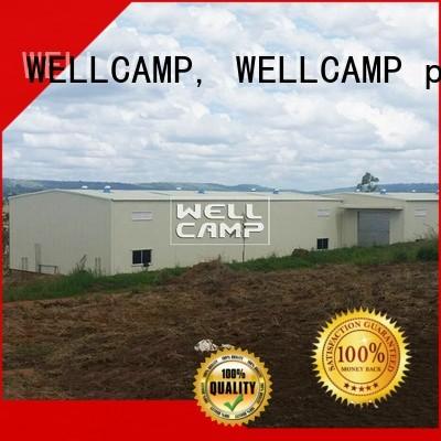 s5 dakar low WELLCAMP, WELLCAMP prefab house, WELLCAMP container house Brand steel warehouse