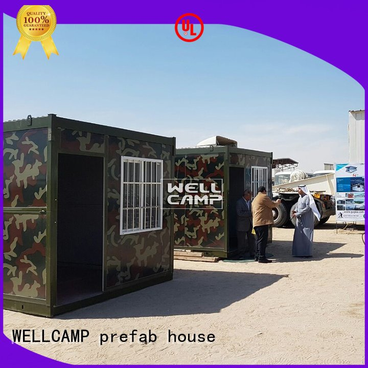 Hot foldable container house f9 folding container house c1