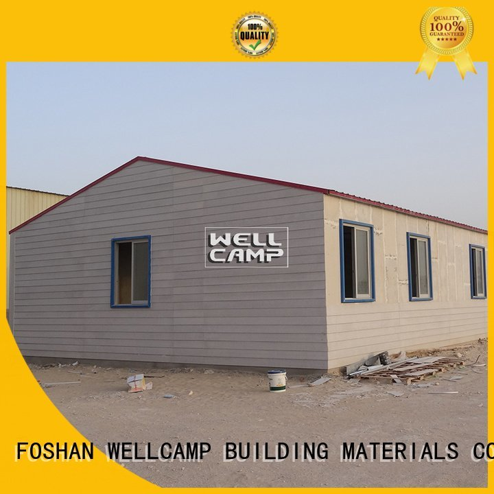 class modular house building cv5 WELLCAMP, WELLCAMP prefab house, WELLCAMP container house