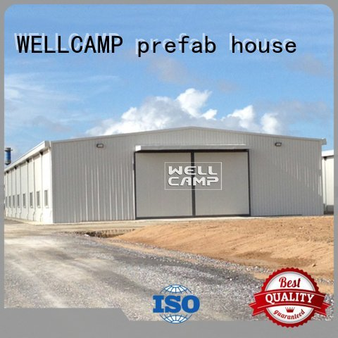 s7 chicken shed prefab warehouse