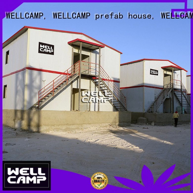 modular room WELLCAMP, WELLCAMP prefab house, WELLCAMP container house modular prefabricated house suppliers