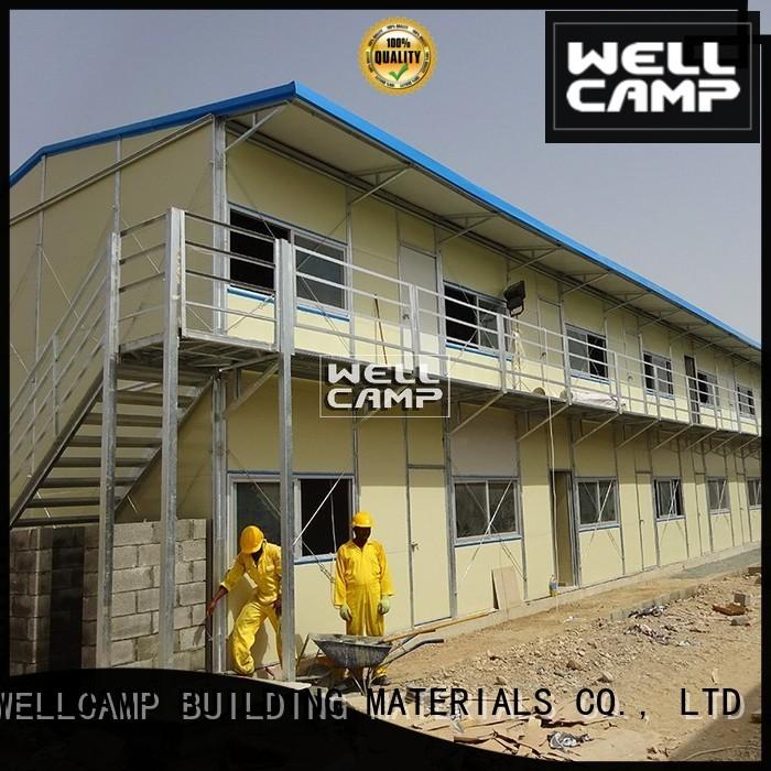 k16 k3 prefab houses labour k2 WELLCAMP, WELLCAMP prefab house, WELLCAMP container house company