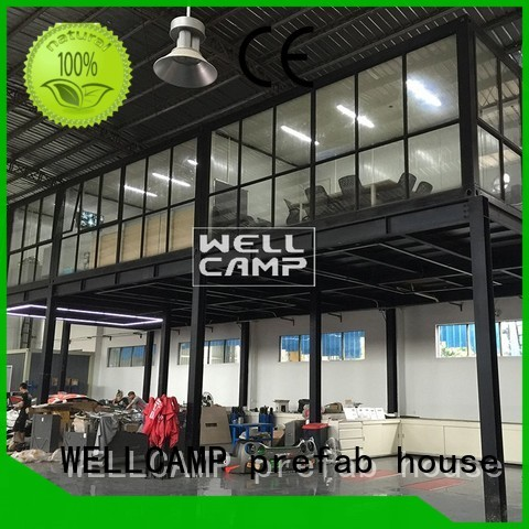 ieps detachable container house fast c7 WELLCAMP, WELLCAMP prefab house, WELLCAMP container house company