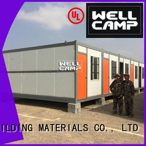 OEM folding container house panel mobile foldable container house