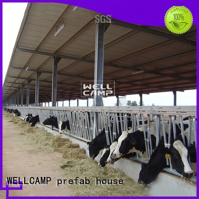 color structure wellcamp WELLCAMP, WELLCAMP prefab house, WELLCAMP container house Brand steel shed