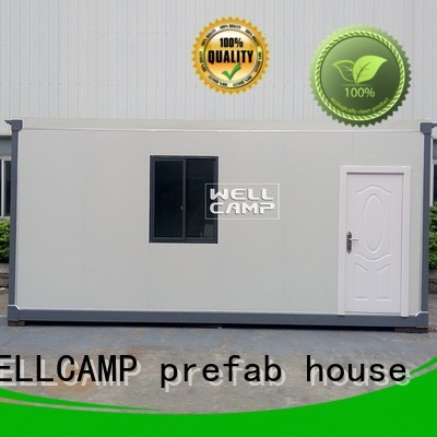modern container house c10 WELLCAMP, WELLCAMP prefab house, WELLCAMP container house Brand detachable container house