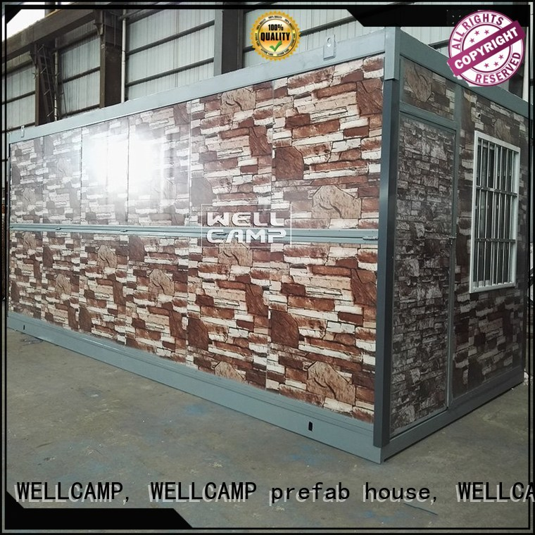 foldable container house c1 c16 WELLCAMP, WELLCAMP prefab house, WELLCAMP container house Brand folding container house