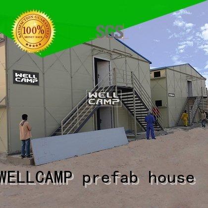 k19 camp prefab houses three