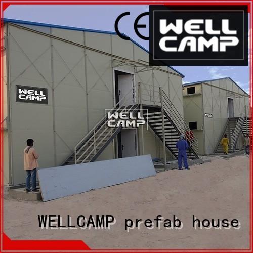 Wholesale k18 k2 prefab houses WELLCAMP, WELLCAMP prefab house, WELLCAMP container house Brand