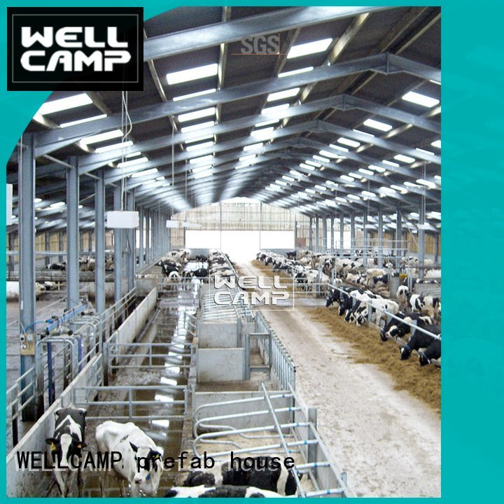 steel shed prices cowshed panel steel shed