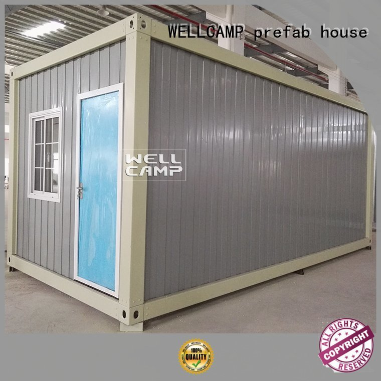 office detachable pack modern container house 40gp