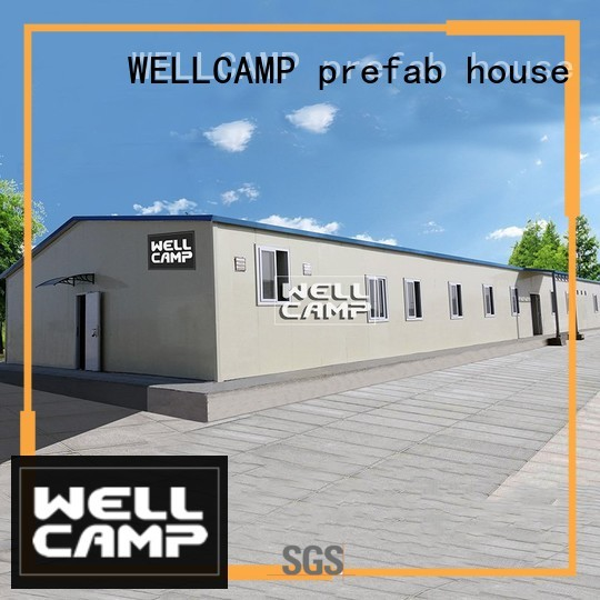 WELLCAMP, WELLCAMP prefab house, WELLCAMP container house Brand houses room modular prefabricated house suppliers prefab