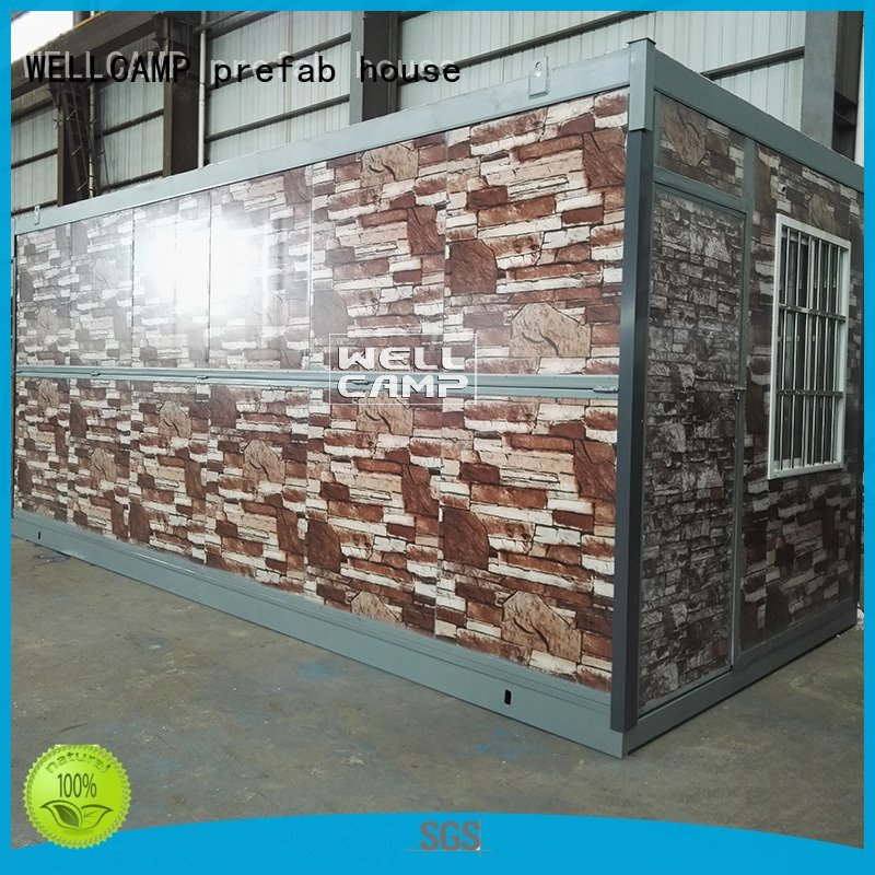 Quality foldable container house Brand c1 folding container house