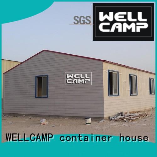 Prefabricated Concrete Villa cv6 Bulk Buy cv4 WELLCAMP, WELLCAMP prefab house, WELLCAMP container house