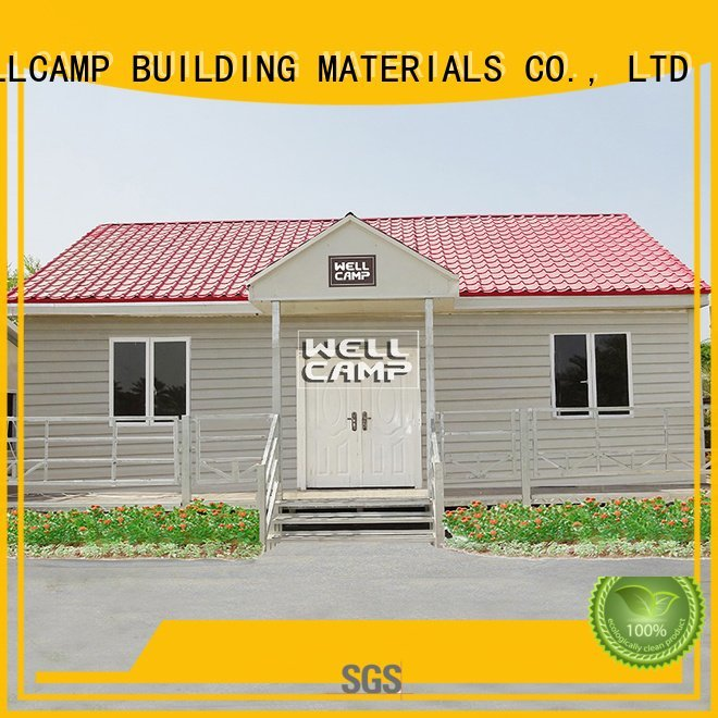 style apartment sale WELLCAMP, WELLCAMP prefab house, WELLCAMP container house Prefabricated Concrete Villa