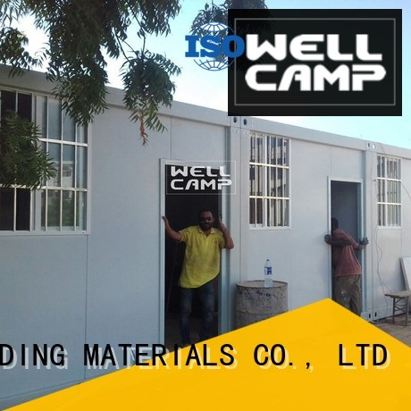 modern container house 40gp c15 Bulk Buy c17 WELLCAMP, WELLCAMP prefab house, WELLCAMP container house