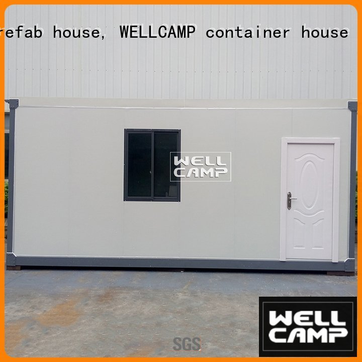 c6 detachable container house WELLCAMP, WELLCAMP prefab house, WELLCAMP container house modern container house