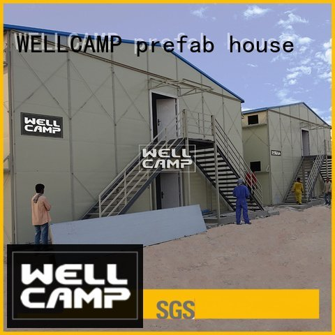 movable officek21 worker classroom WELLCAMP, WELLCAMP prefab house, WELLCAMP container house prefab houses