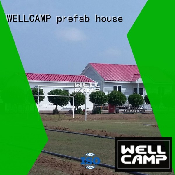 Hot style modular house amazing cv1 WELLCAMP, WELLCAMP prefab house, WELLCAMP container house Brand
