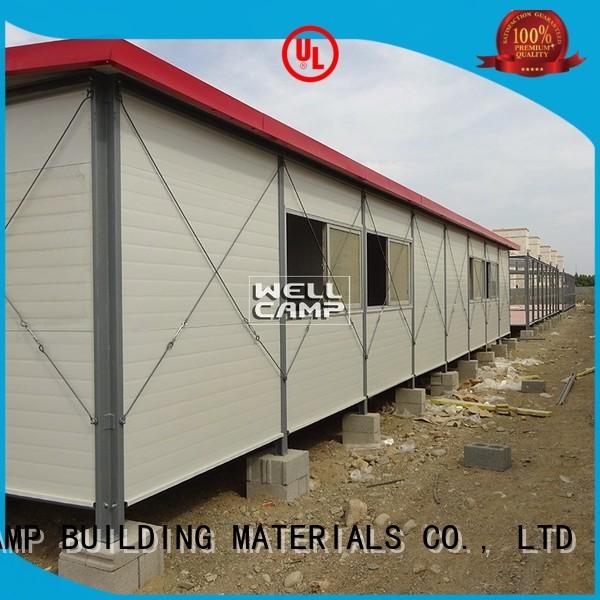 Wholesale k8 prefabricated houses china price WELLCAMP, WELLCAMP prefab house, WELLCAMP container house Brand