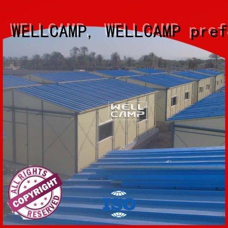 government three WELLCAMP, WELLCAMP prefab house, WELLCAMP container house prefab houses