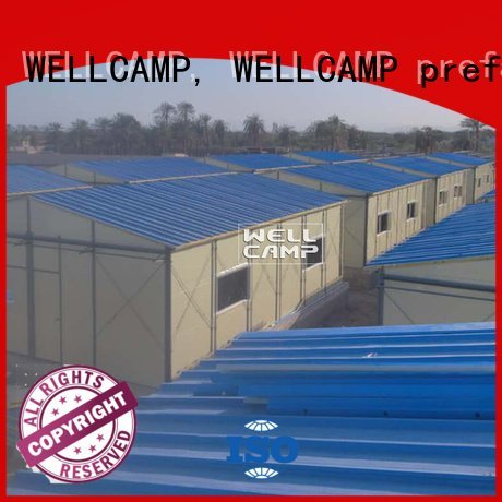 government three WELLCAMP, WELLCAMP prefab house, WELLCAMP container house prefab houses
