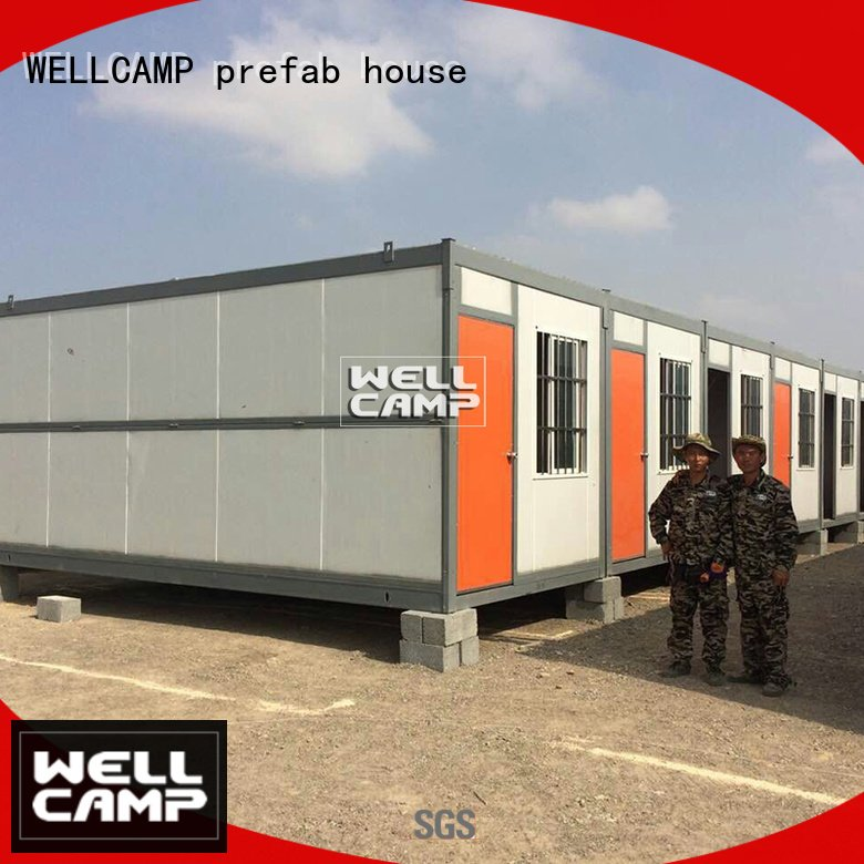 workers f8 f9 foldable container house