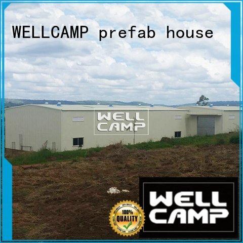 prefab warehouse s3 Warranty