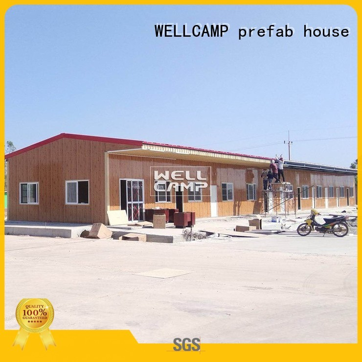 room t3 panel WELLCAMP, WELLCAMP prefab house, WELLCAMP container house Brand modular prefabricated house suppliers manufacture
