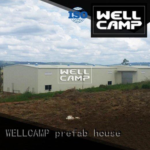 prefab warehouse widely s8 OEM steel warehouse