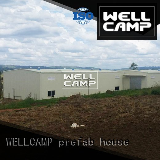 prefab warehouse widely s8 OEM steel warehouse
