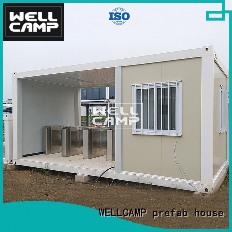 house pack flat pack container house