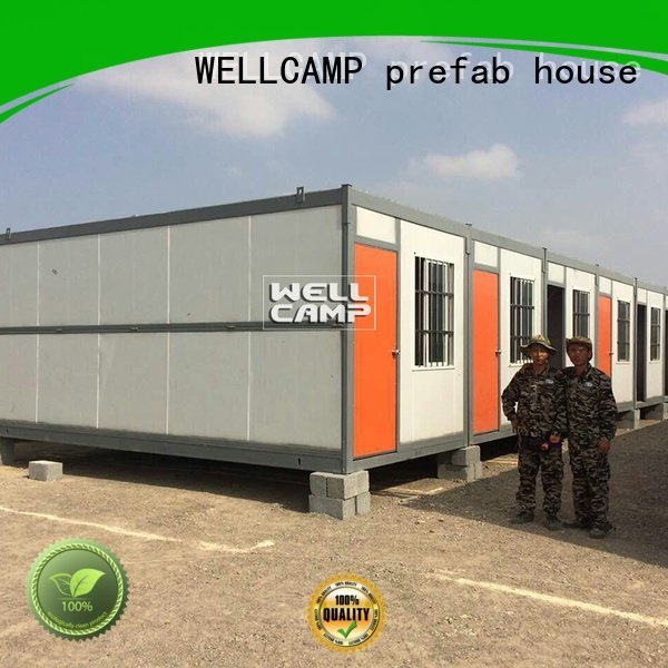 unique folding container house c5 WELLCAMP, WELLCAMP prefab house, WELLCAMP container house