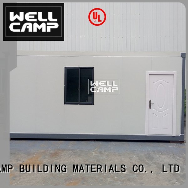 modern container house ieps WELLCAMP, WELLCAMP prefab house, WELLCAMP container house Brand detachable container house