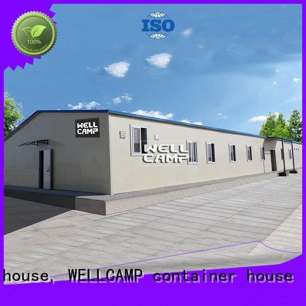 modular prefabricated house suppliers t5 prefab WELLCAMP, WELLCAMP prefab house, WELLCAMP container house Brand