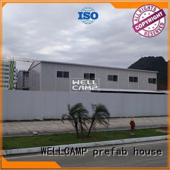 uae labor prefab houses single dormitory