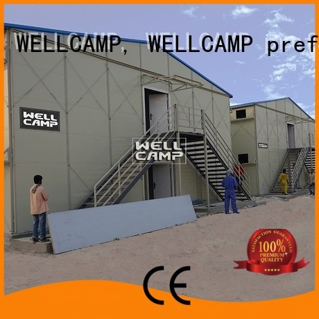 k11 k16 prefab houses customized WELLCAMP, WELLCAMP prefab house, WELLCAMP container house Brand company