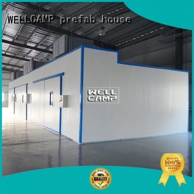 modular prefabricated house suppliers t1 WELLCAMP, WELLCAMP prefab house, WELLCAMP container house Brand prefab houses for sale