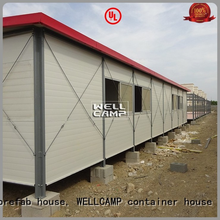 Quality WELLCAMP, WELLCAMP prefab house, WELLCAMP container house Brand prefabricated houses china price camp