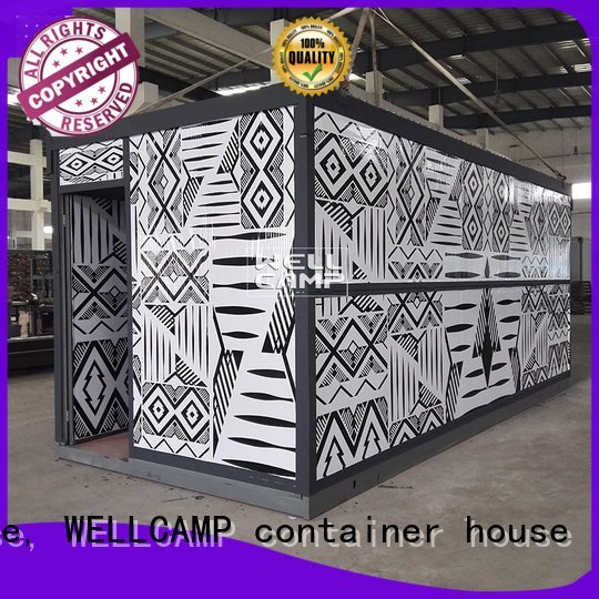 material foldable container house rock c5