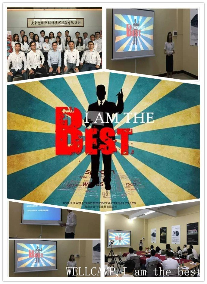 i am the best - wellcamp