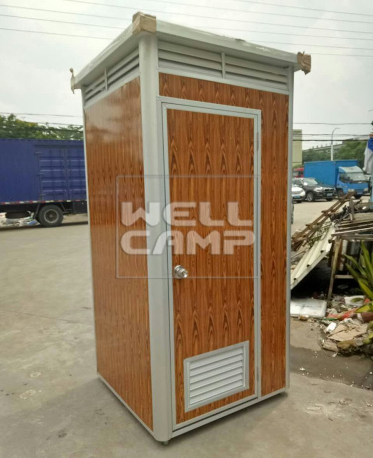 working sheet frp luxury portable toilets