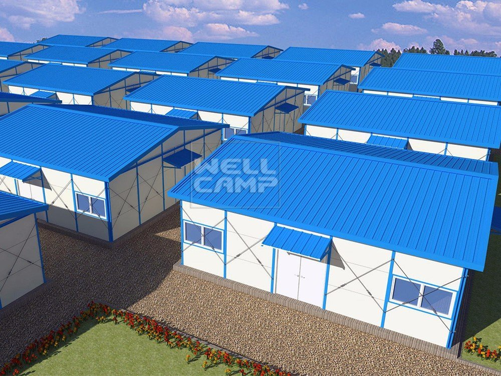 WELLCAMP, WELLCAMP prefab house, WELLCAMP container house modern steel k2 prefabricated houses china price k15