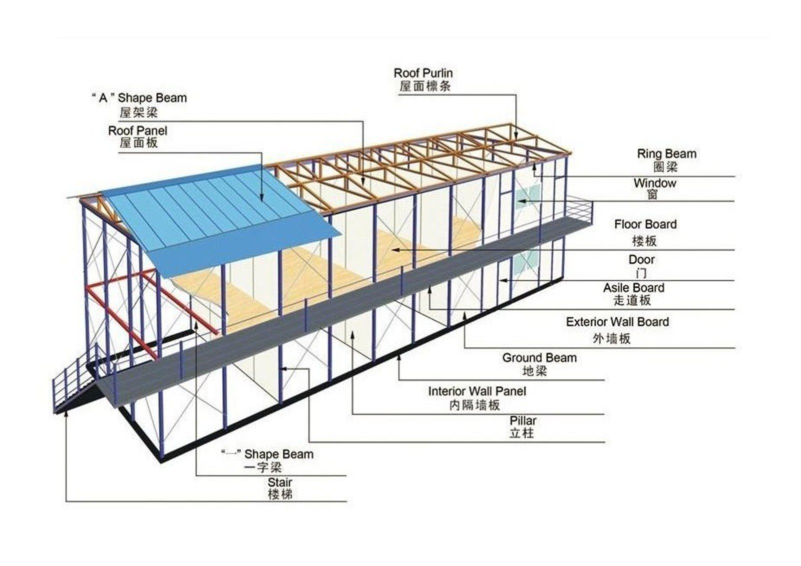 prefabricated houses china price k7 fast k4 sale Bulk Buy