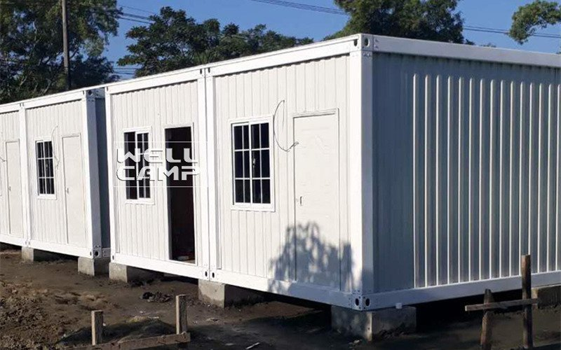 eco-friendly container houses
