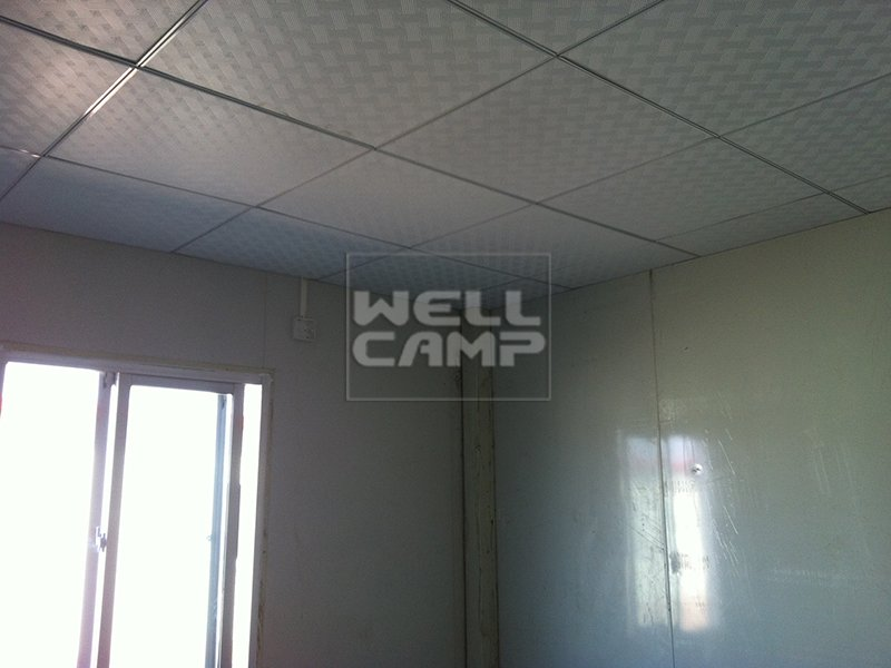 Sandwich Panel Modular Prefab House for Dormitory, Wellcamp T-14