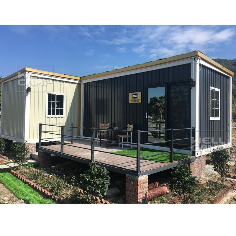 customized light steel villa villa luxury living container villa suppliers WELLCAMP, WELLCAMP prefab house, WELLCAMP container h