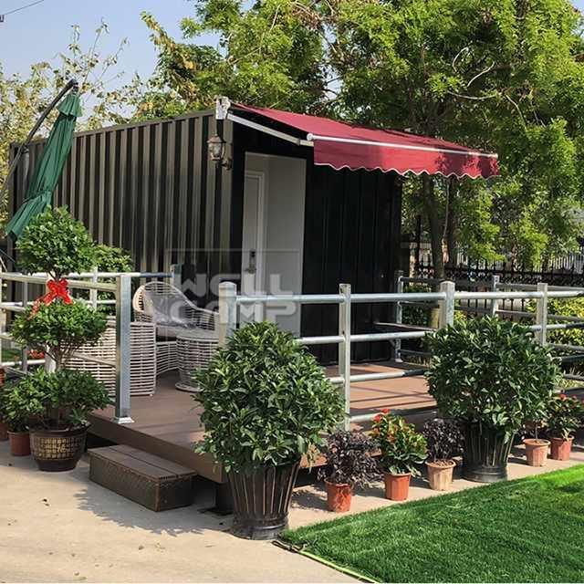 Wellcamp Shipping Container House for Apartment and Shop