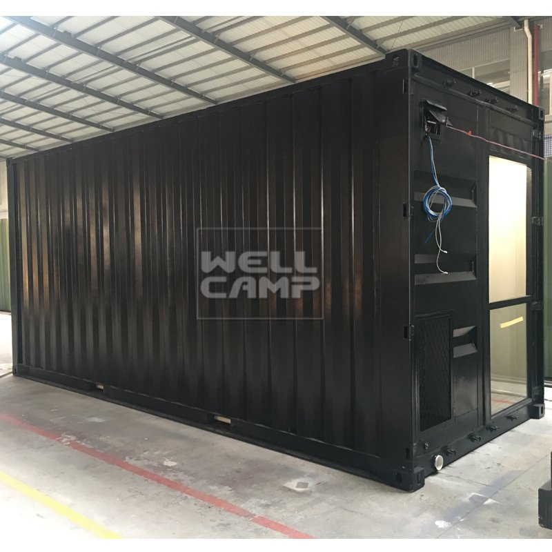 New product Portable Container Apartment,Container Motel , Wellcamp SC-6